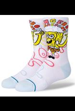 Stance Kids SpongeBob Imagination - White