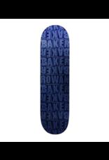 "Baker Rowan Piled Blue - 8.25"""