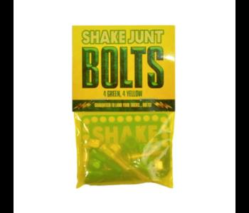 """Bolts Allen 1"""" - Green/Yellow"""