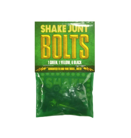 "Shake Junt Bolts Phillips 1"" - Green/Yellow/Black"