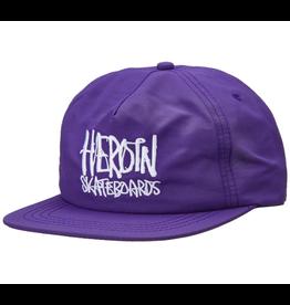 Heroin Script Pur Nylon Snapback