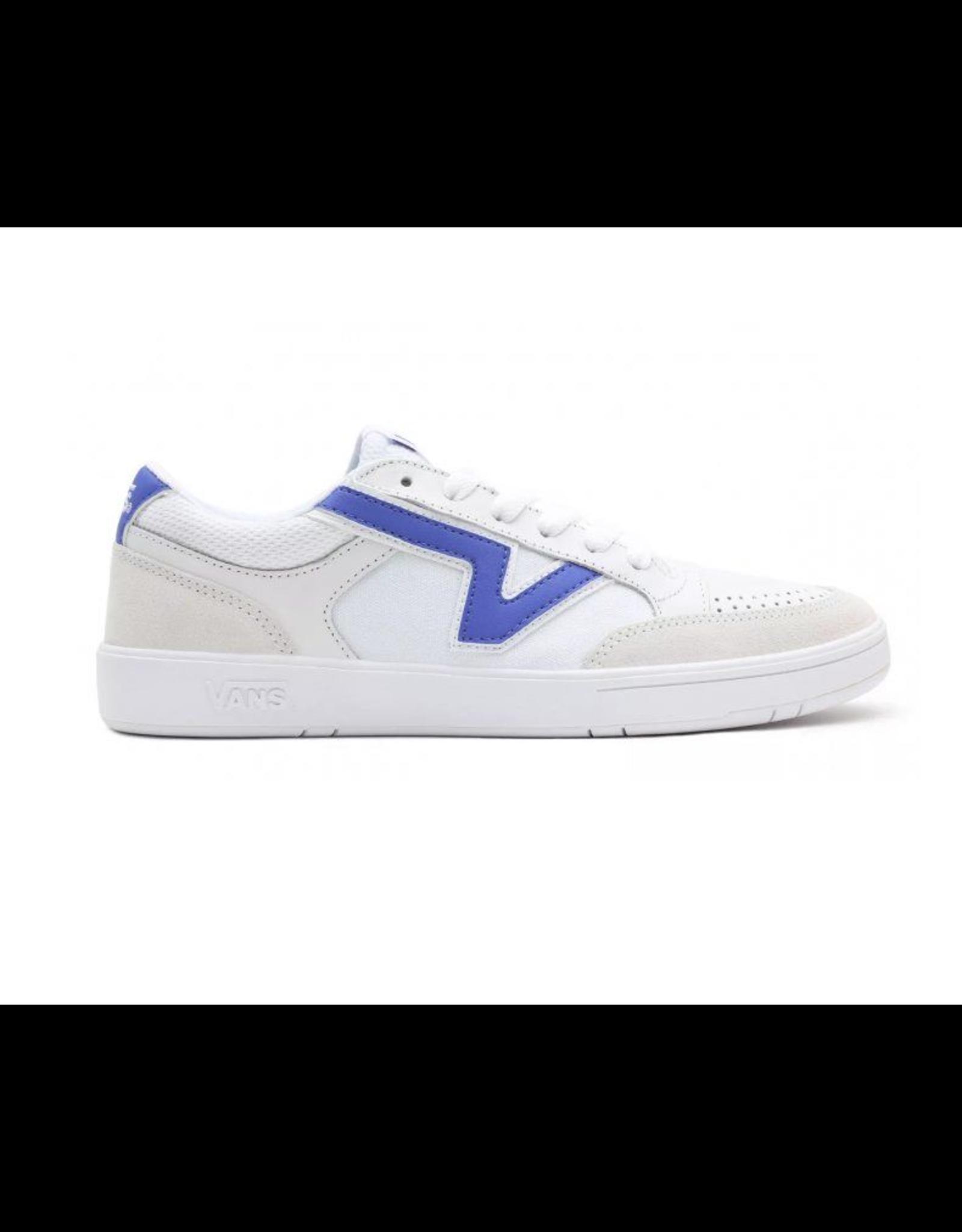 Vans Court Lowland CC - True White/Baja Blue