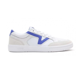 Vans Court Lowland CC - True White/Baja Blue