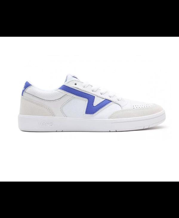 Court Lowland CC - True White/Baja Blue