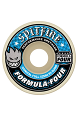 Spitfire Formula Four Conical Full 99D Wheels - Various Sizes