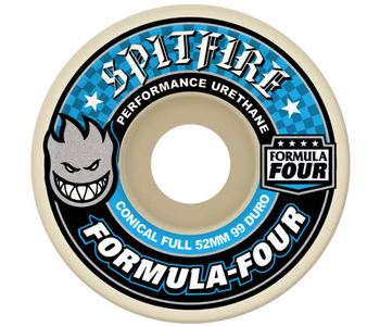 Formula Four Conical Full 99D Wheels - Various Sizes