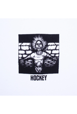 Hockey Crippling Tee - White