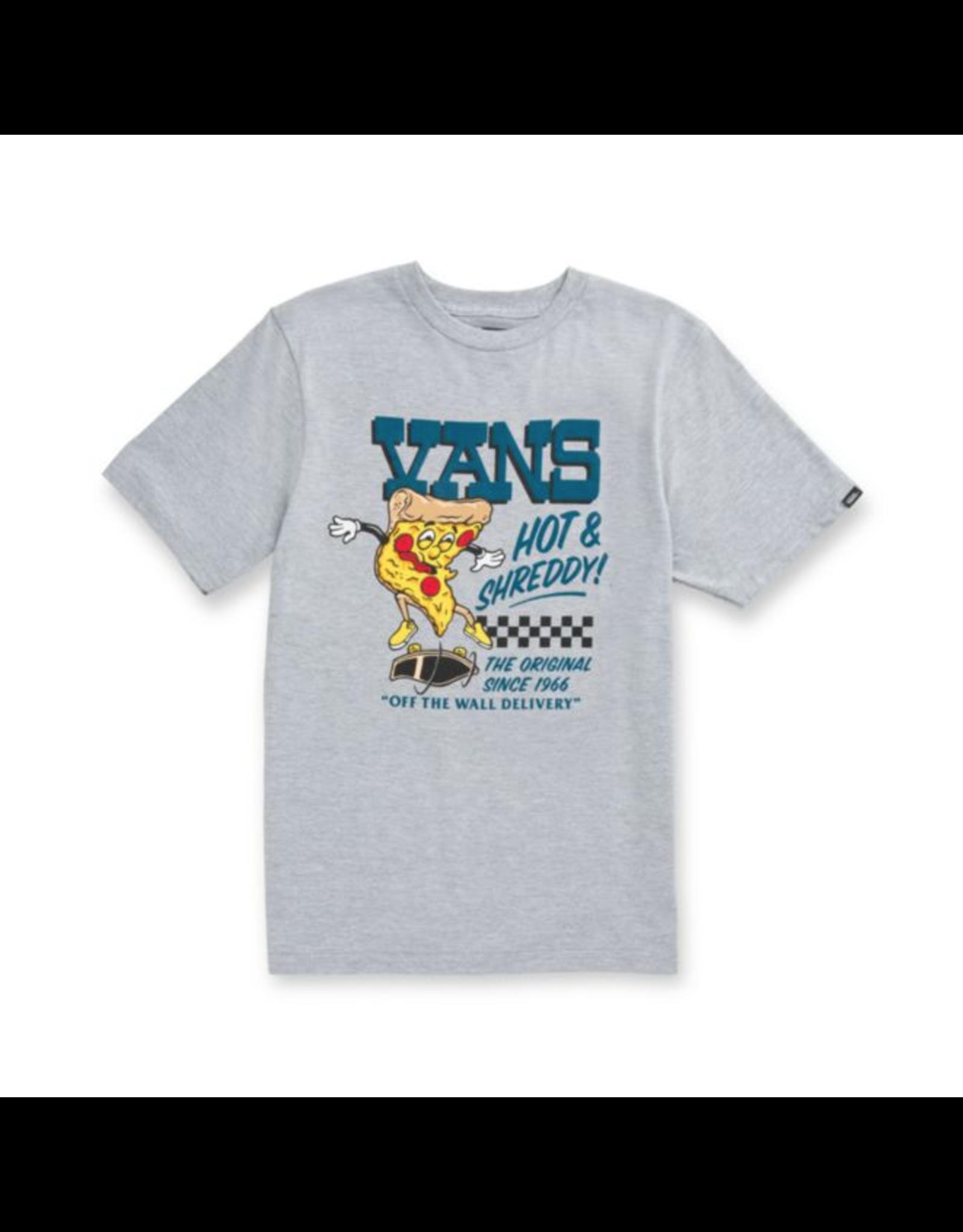 Vans Shredy T-Shirt - Athletic Heather