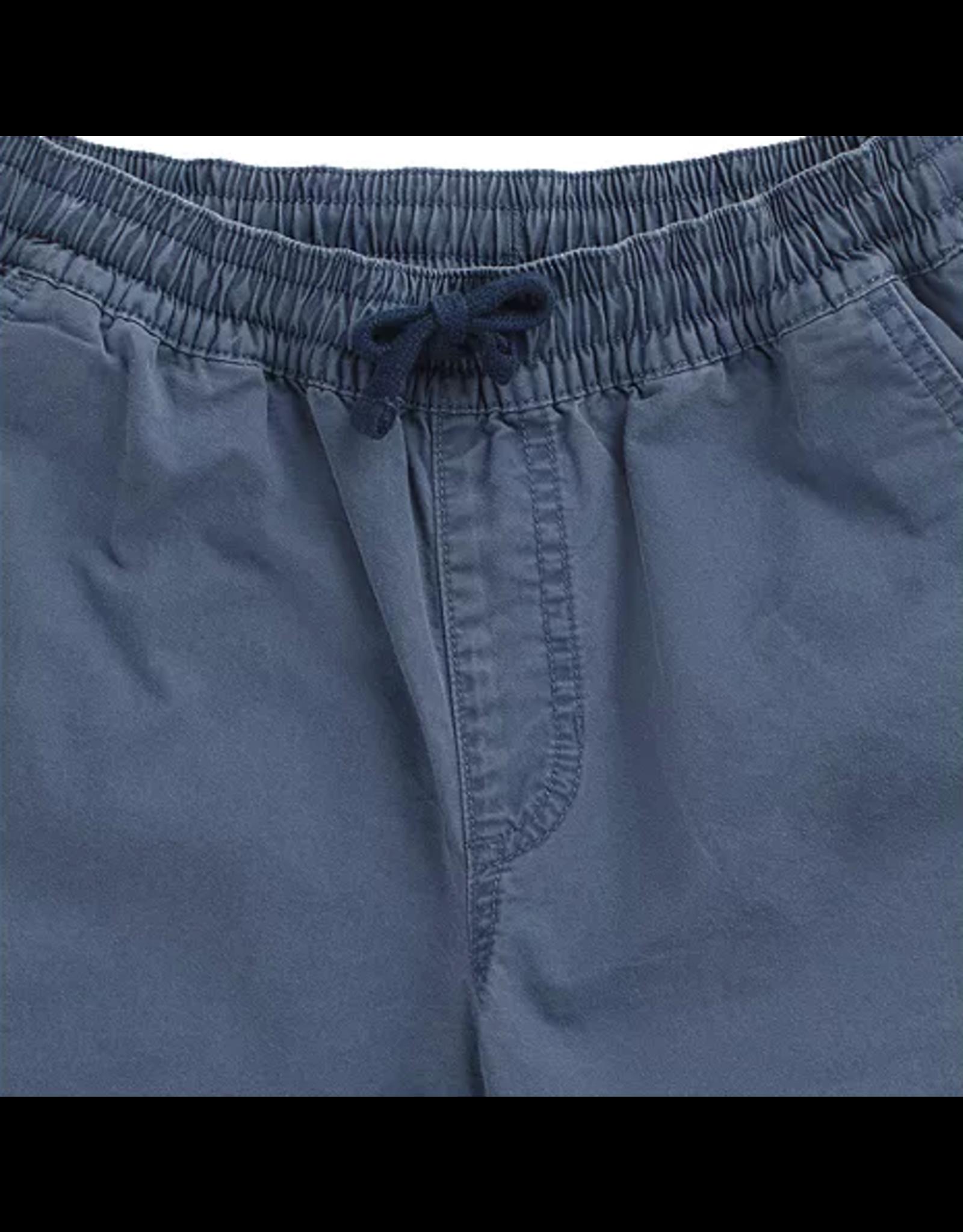 "Vans Boy's Range Salt Wash 17"" Shorts - Dress Blues"
