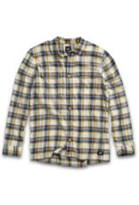 Vans Bloomfield Long Sleeve Shirt - Natural