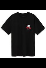Vans Rose Bed T-Shirt - Black