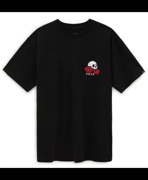 Rose Bed T-Shirt - Black