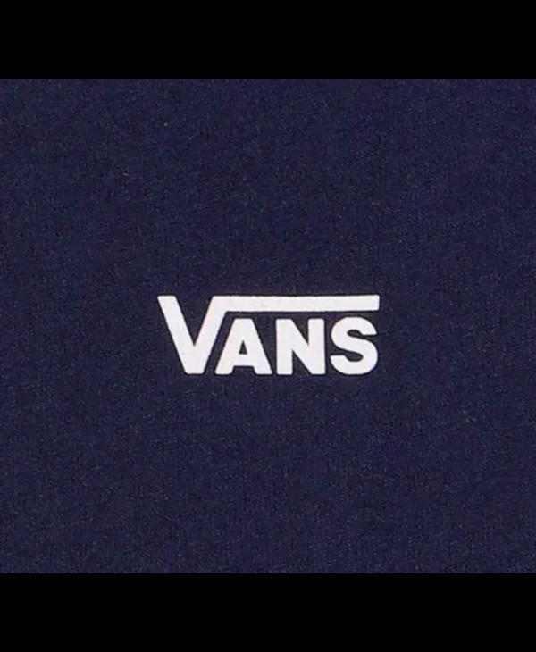 Left Chest Logo T-Shirt - Navy