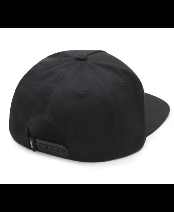 Easy Box Snapback - Black