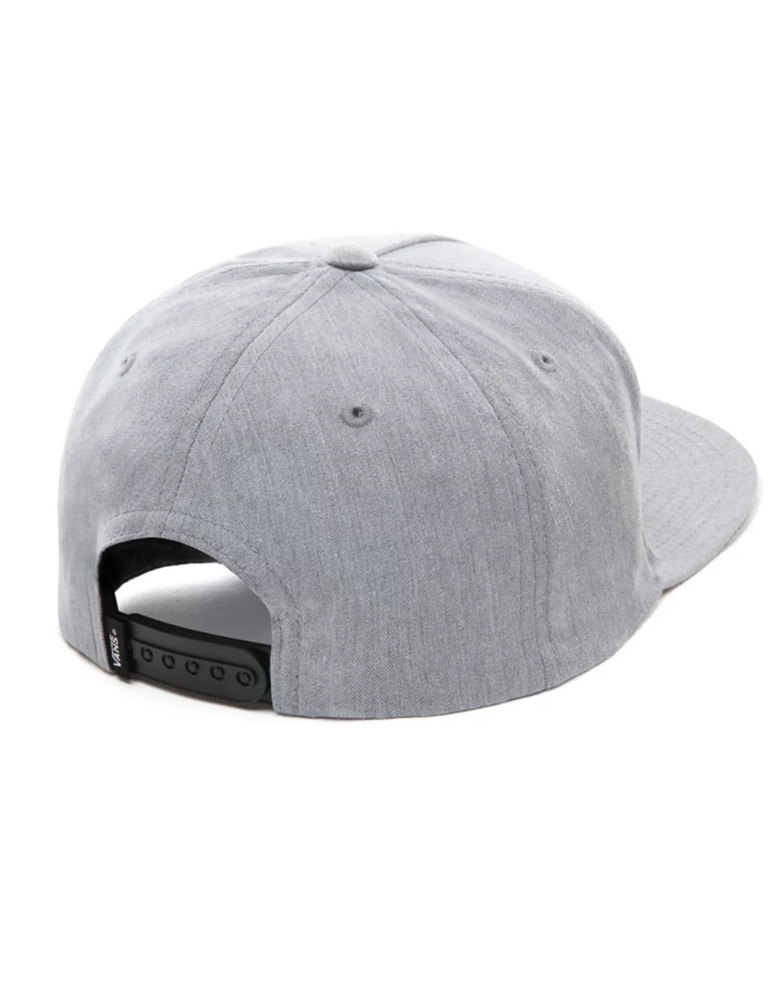 Vans Full Patch Snapback - Heather Grey