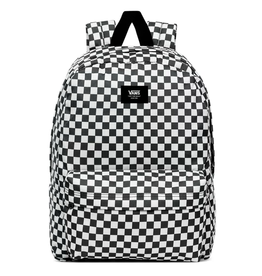 Vans Old Skool III Backpack - Black-White/Check