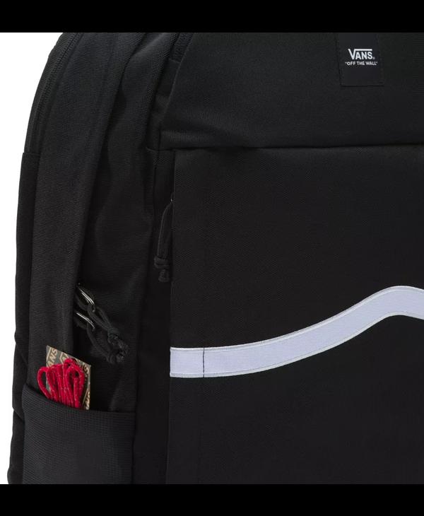 Construct Backpack - Black/White