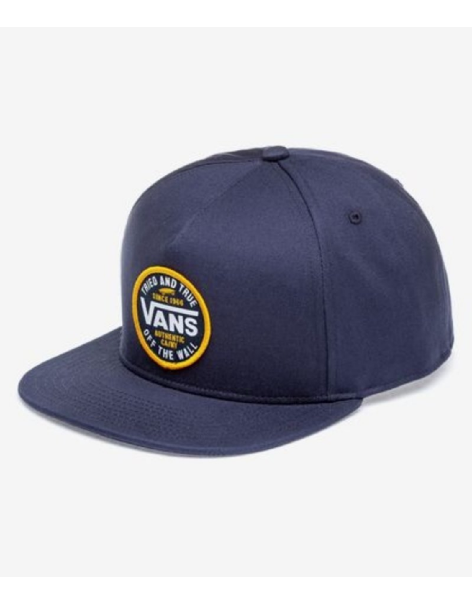 Vans Logo Pack Snapback - Dress Blues