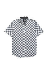 Vans Cypress Checker II - Black/White