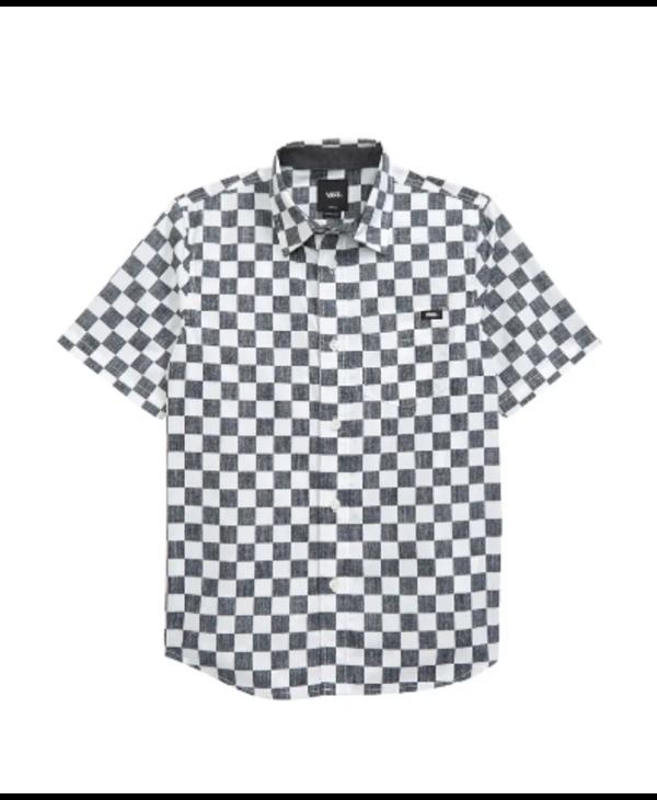 Cypress Checker II - Black/White