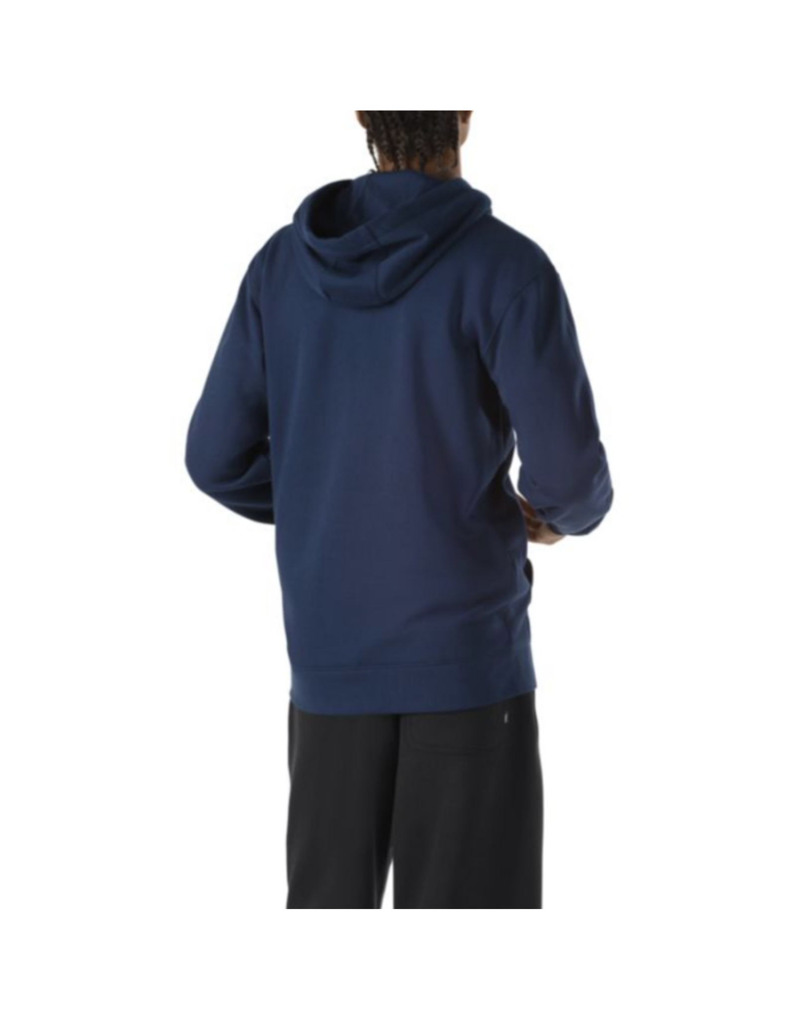 Vans Retro Oval Pullover Hoodie - Dress blue