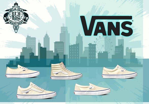 Discover the power in the Vans Skate Classics
