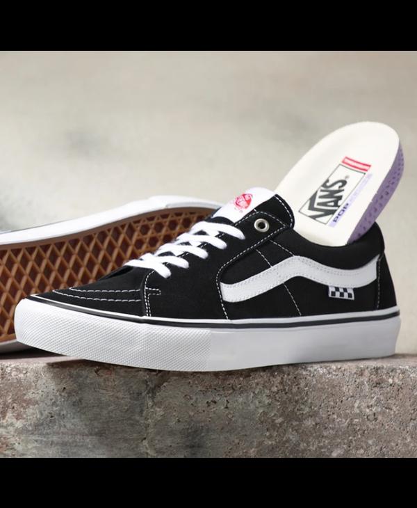 Skate Sk8-Low - Black/White