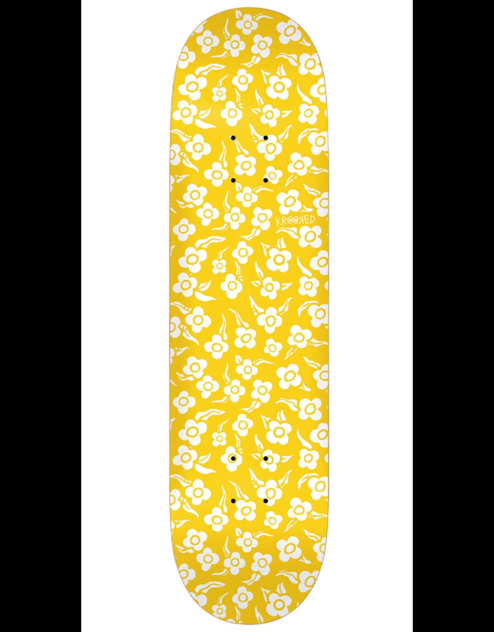Krooked Flowers - 8.5''