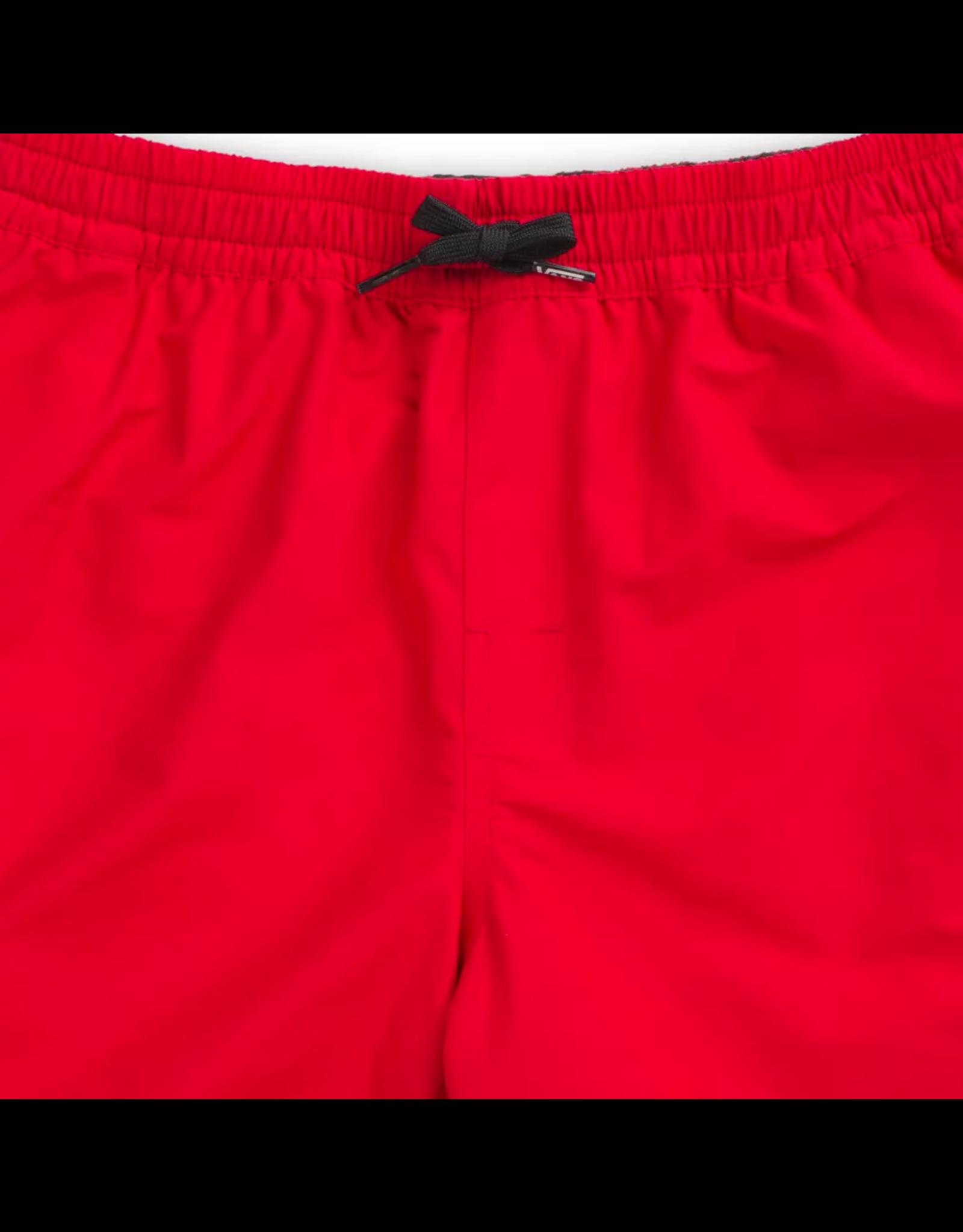 Vans Primary Volley II Boy - High Risk Red