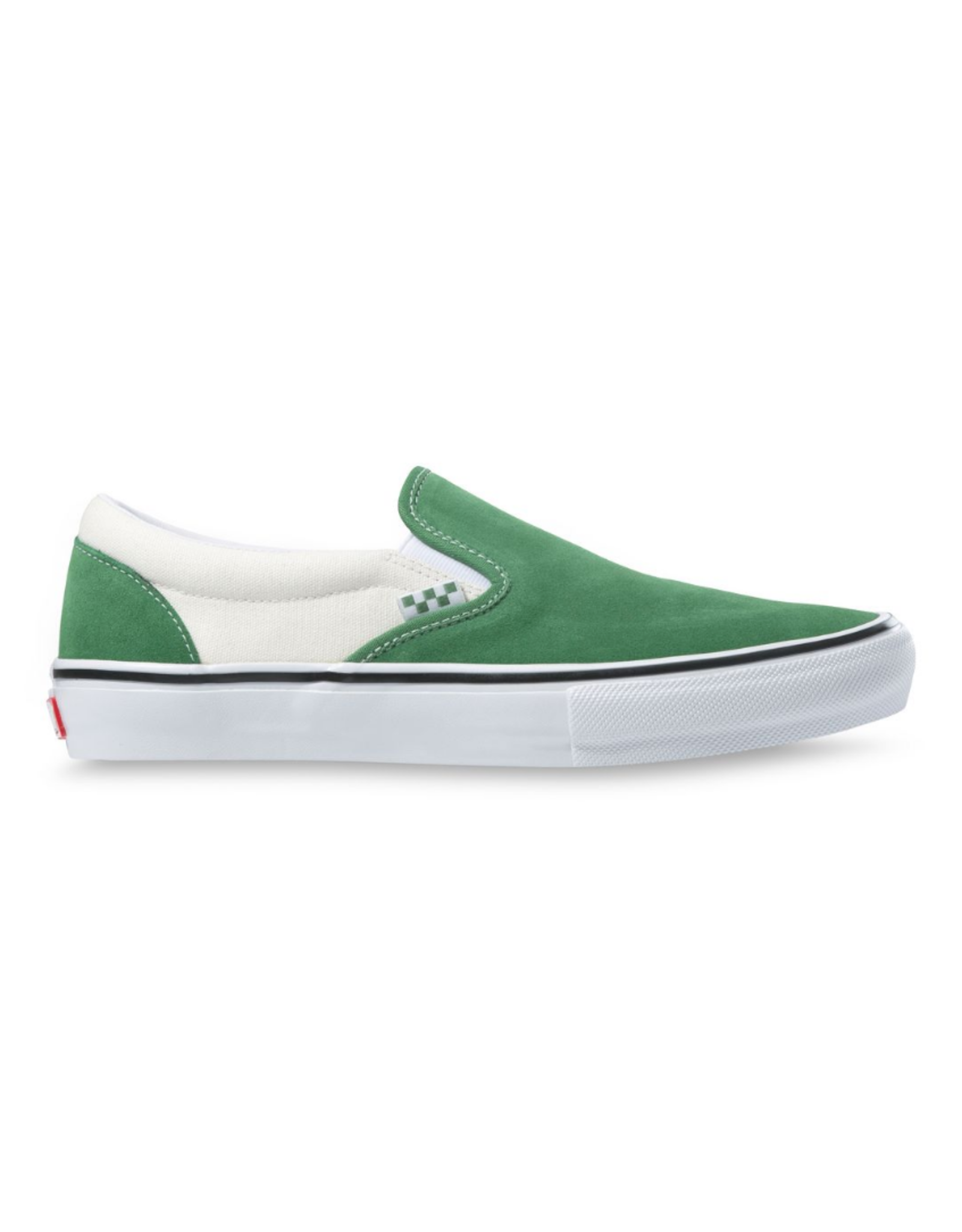 Vans Skate Slip-On - Juniper/White
