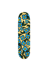 Krooked Team Wild Style Flowers Deck - 8.5""