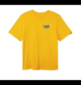 Vans Peace Out T-shirt - Saffron