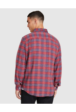 Brixton Bowery Lightweight L/S Flannel - Cowhide