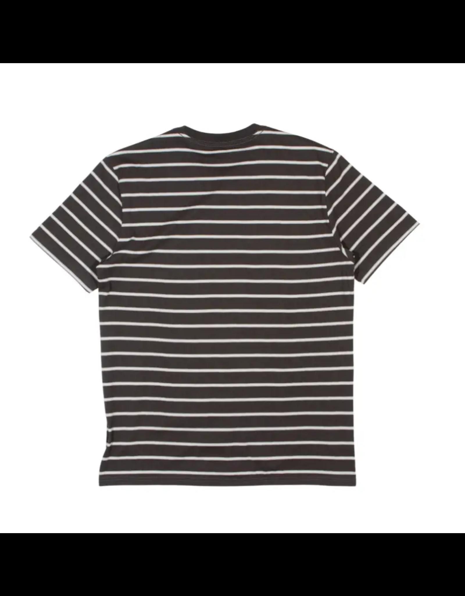Brixton Hilt Shield Knit T-Shirt - Black