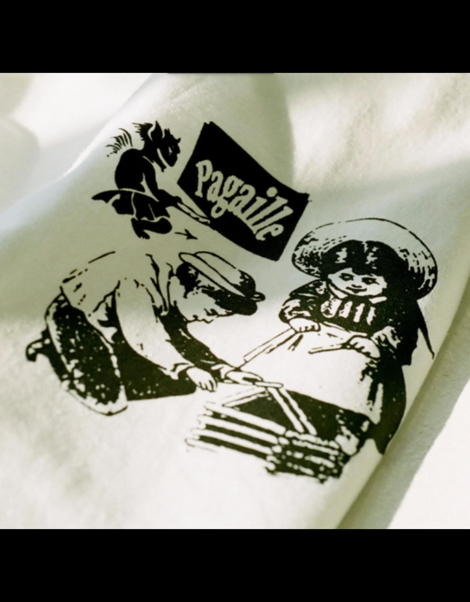 Pagaille Maison Hantée T-Shirt - White
