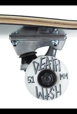 "Death Wish Gang Logo Complete - 8.5"""