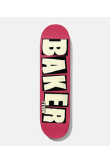 "Baker Tyson Brand Logo Blush Deck - 8.47"""
