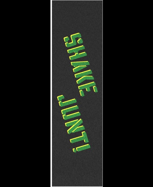 Sprayed Grip OG - Green/Yellow
