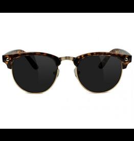 Glassy Morrison Premium Polarized Shades - Tortoise