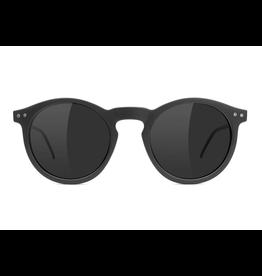 Glassy Apollo Premium Polarized Shades - Matte Blackout