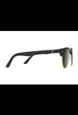 Glassy Morrison Polarized Shades - Black/Gold