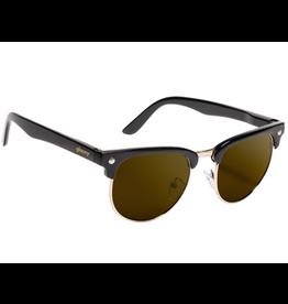Glassy Morrison Polarized Shades - Black/Brown