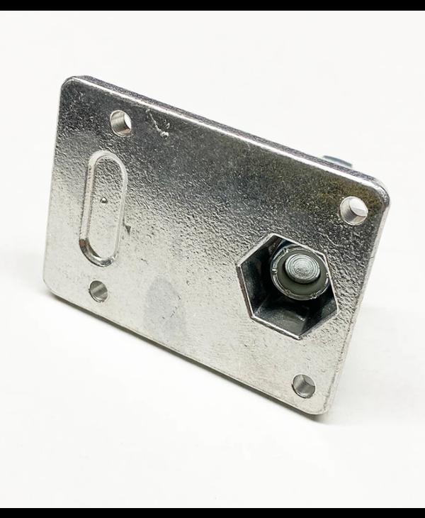 Inverted Kingpin & Baseplate Set (4 Hole)
