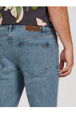 Volcom Vorta Slim Fit Jeans - Hesher Indigo
