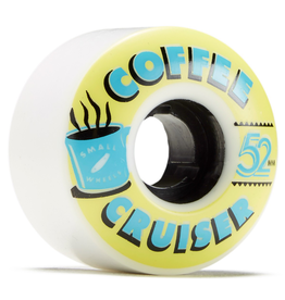 sml. Wheels Coffee Cruisers Golden Hour 78a 52mm