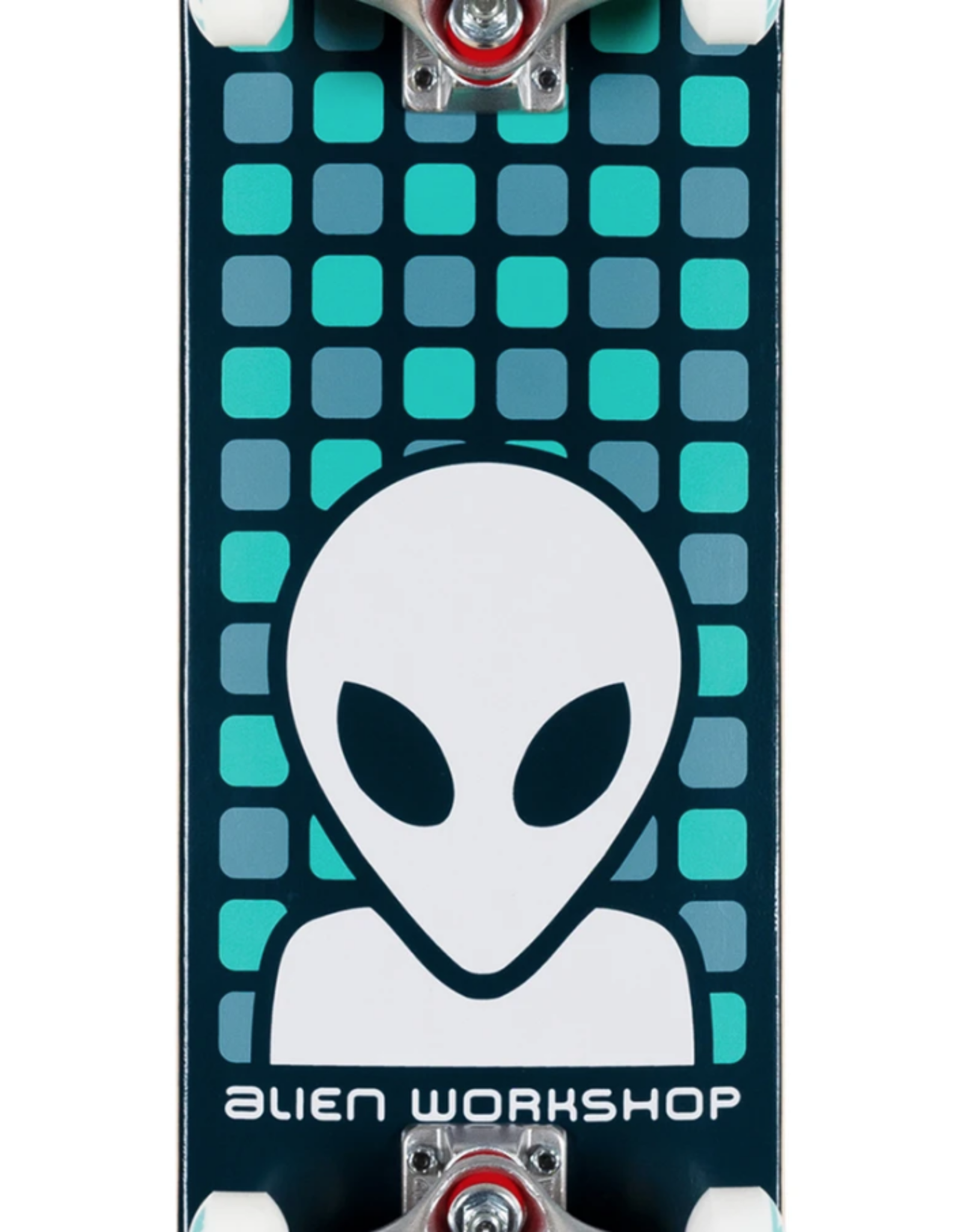 Alien Workshop Matrix Teal Complete - 8""
