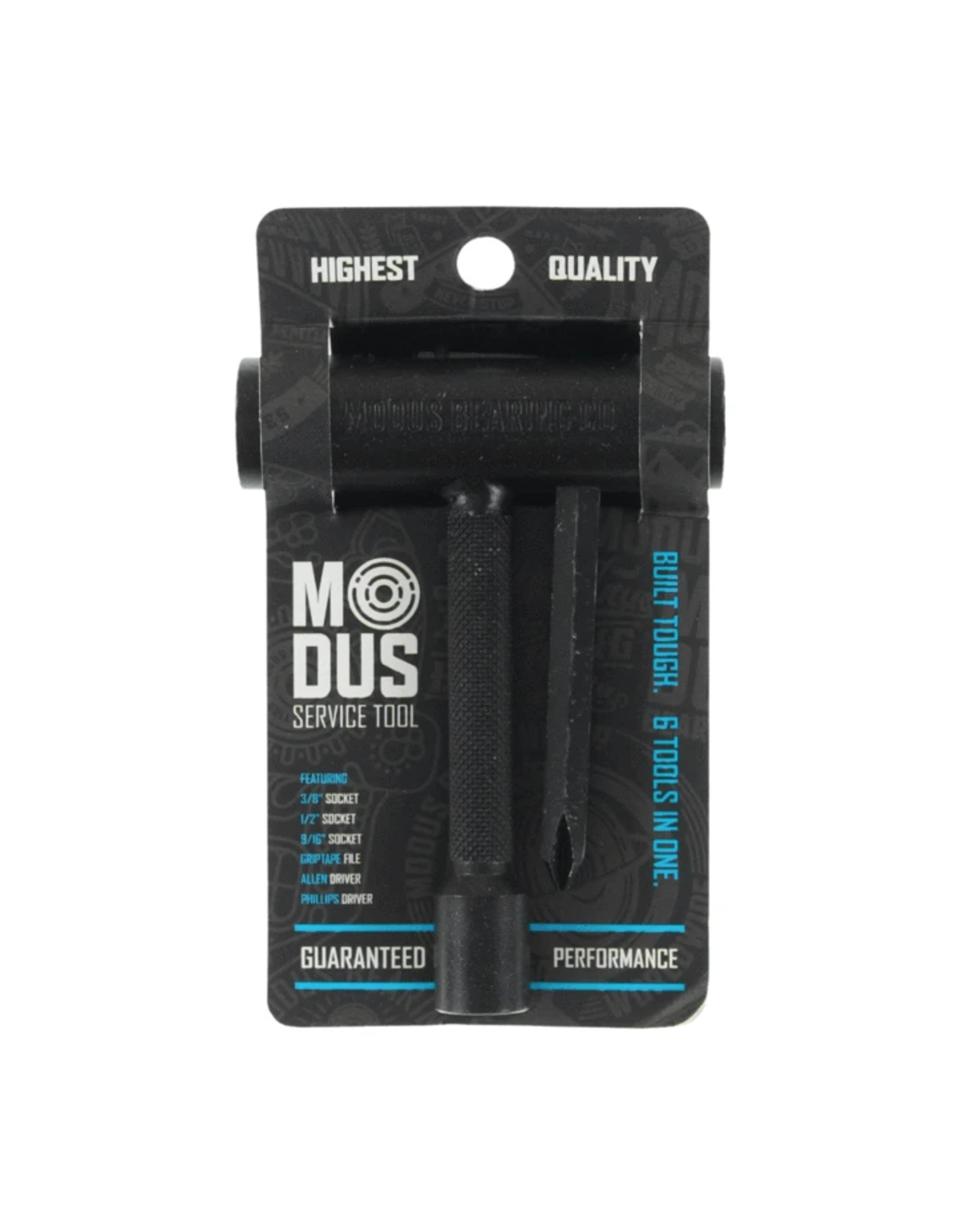 Modus Service Tools - Metal Black