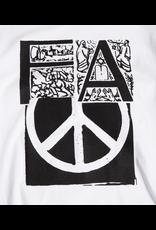 Fucking Awesome Peace T-Shirt - White