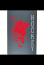 """Hockey Chaos Grey Deck - 9"""""""