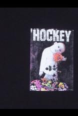 Hockey Happy Place Hoodie - Black